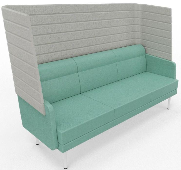 VERSA Lounge High Back Sofa
