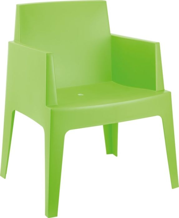 Boxer Outdoor Poly Chair
