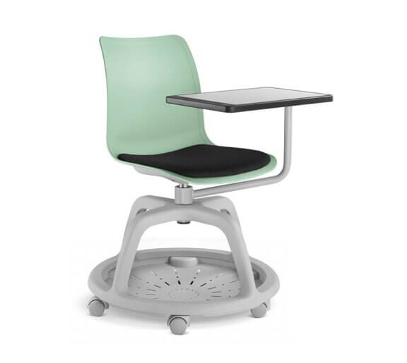 Campus 351 Student Chair with seat pad