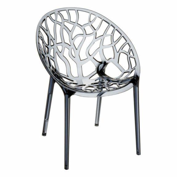 Crystal Designer Outdoor Chair