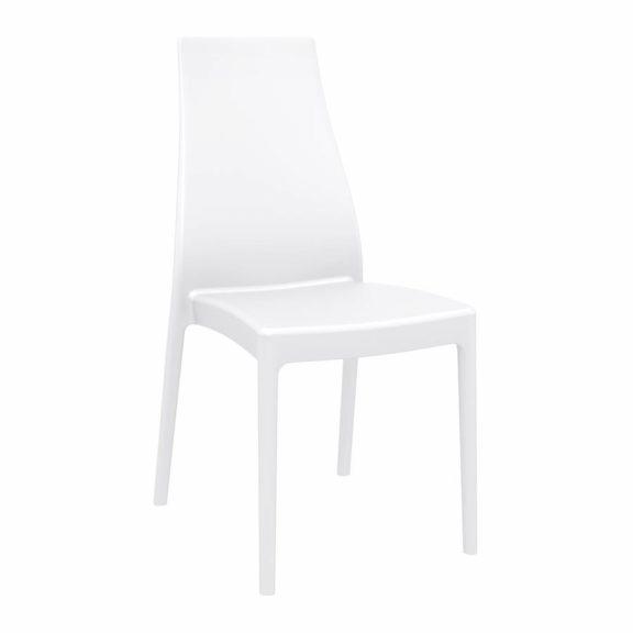 Groove Reinforced Indoor & Outdoor Poly Chair
