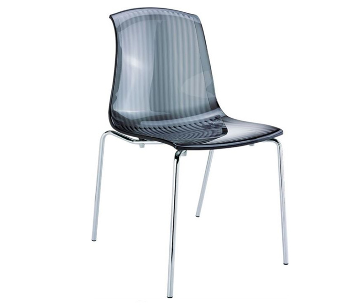 Lake Steel Leg Indoor Recyclable Poly Chair