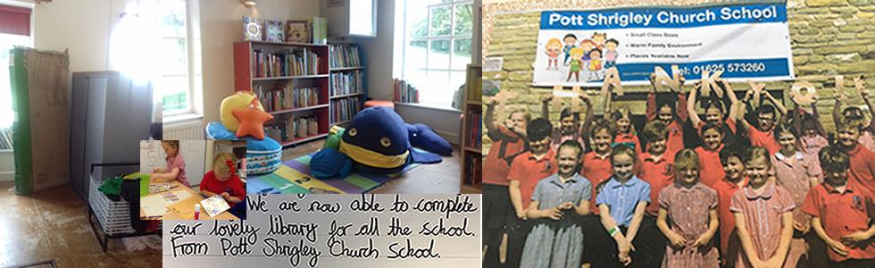 Heartfelt - Pott Shrigley Church School