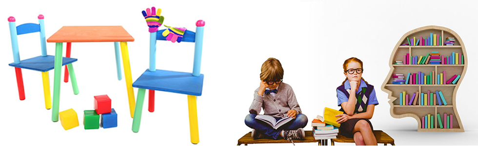 The colour of school chairs impacts learning