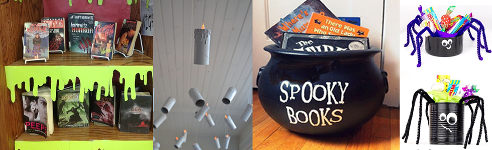 Our top 4 Halloween classroom decorations