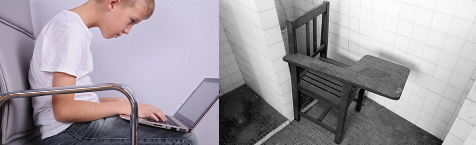 The affect of poorly designed school furniture