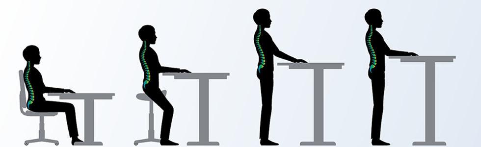 The benefits of sit stand desks