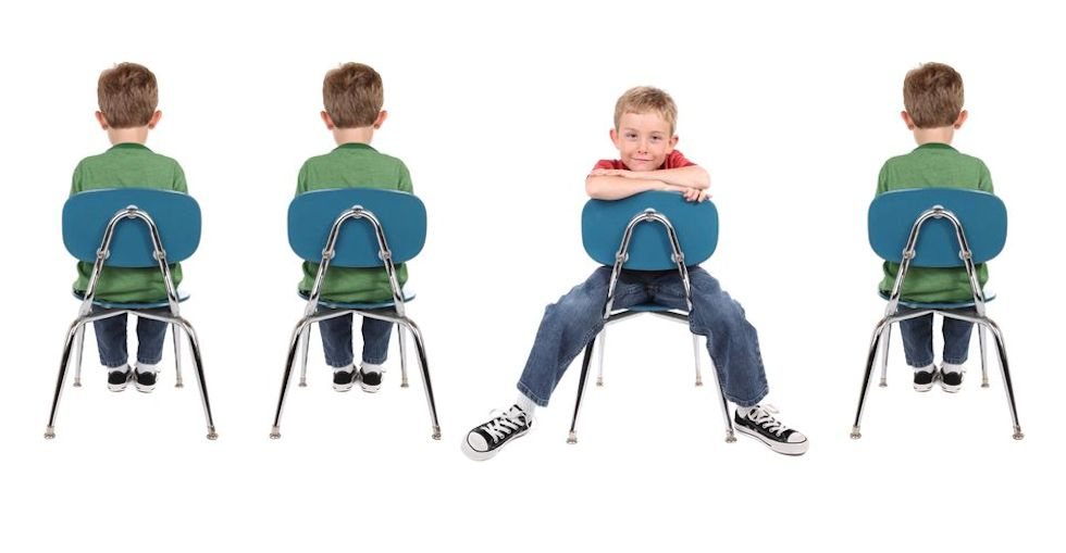 The importance of good ergonomic classroom chairs