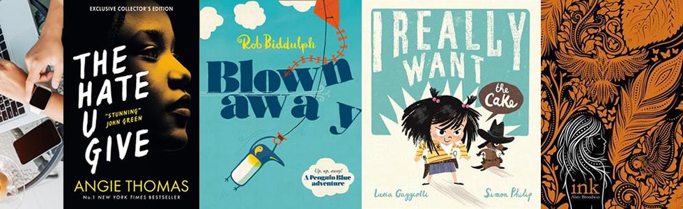 Waterstones Children's Book Prize 2018 - The shortlist