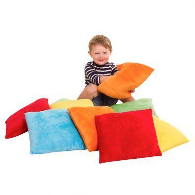 10 Pack Sensory Cushions