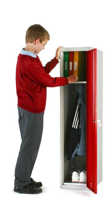 Elite Low Single Door Lockers