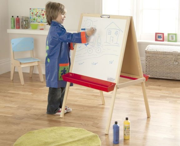 2 Sided Traditional Easel