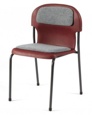 Chair 2000 with Seat and Back Pad