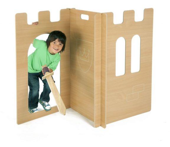 3 Piece Castle Panel Set