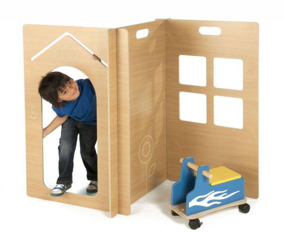 3 Piece House Panel Set
