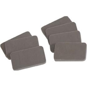 30 x Mini Junior Dry Wipe Erasers