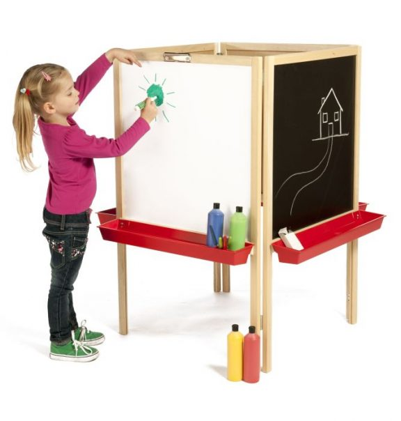 4 Sided Traditional Easel