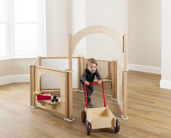 6 Piece Toddler Play Panel Set
