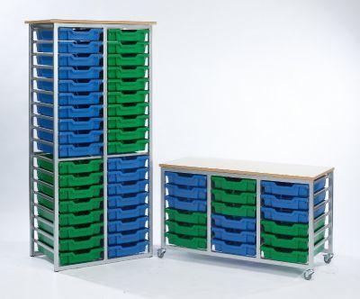 8000 Series Tray Storage System
