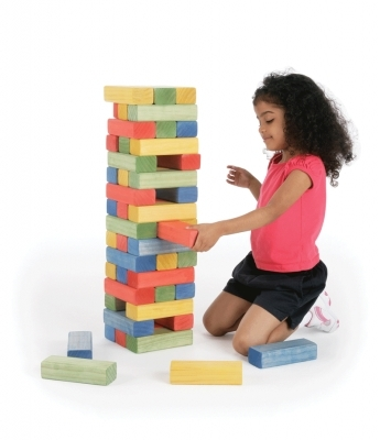 ActivColoured Tower Blocks