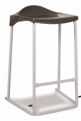 ADL Stackable Stools with Skid Base