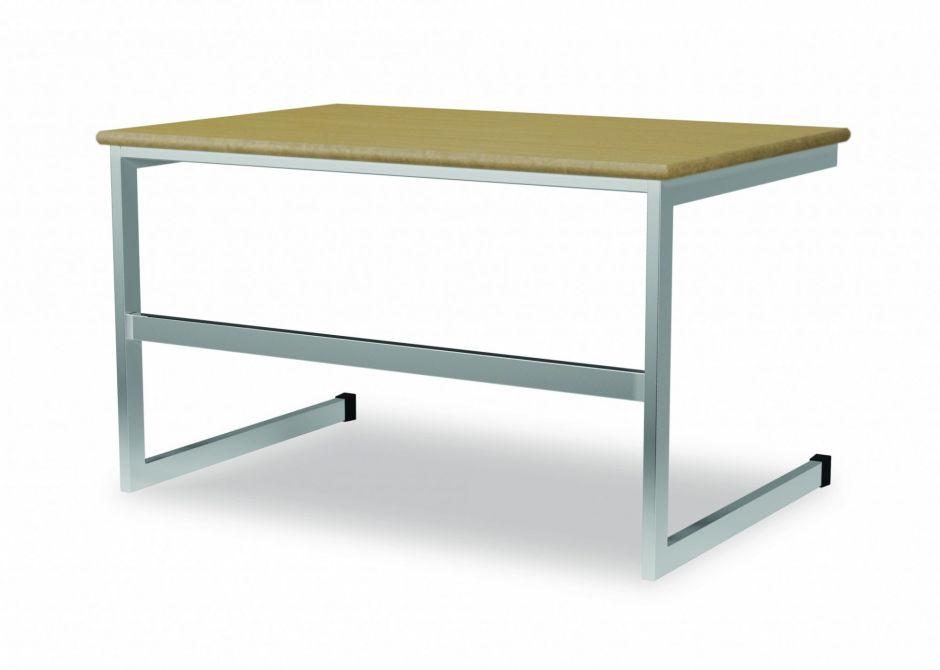 ADV Cantilever Frame Classroom Table