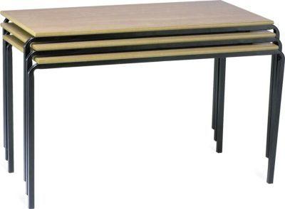ADV Crush Bent Rectangular Tables