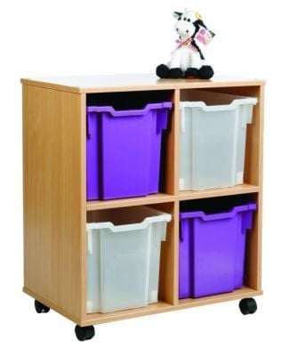 All Sorts Stackable with 4 Jumbo Trays