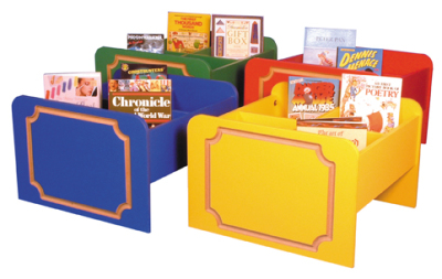 All Wood Kinderboxes