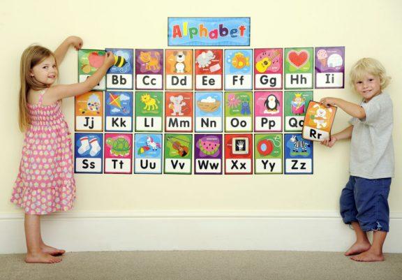 Alphabet Bulletin Board Pack