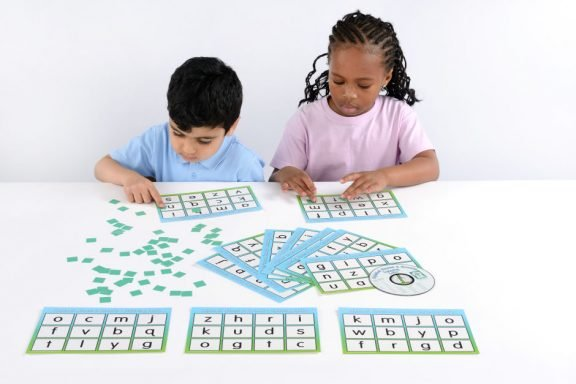 Alphabet Names & Sounds