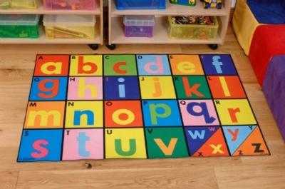 Alphabet Playmat