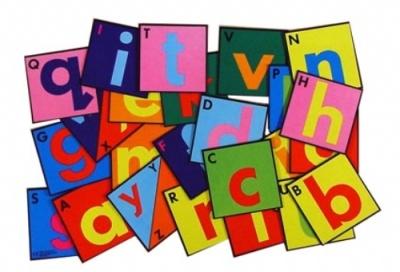 Alphabet Squares