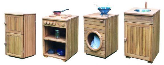 Ares Outdoor Kitchen Set