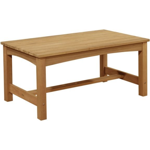 Ares Outdoor Wooden Table