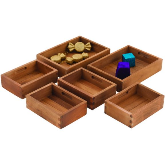 Ares Sorting Boxes - Set of 6