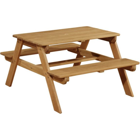 Ares Wooden Picnic Table
