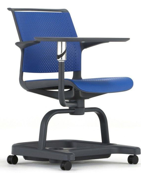 Armitage Scholar Multi Purpose Tablet Chair with Plastic Shell