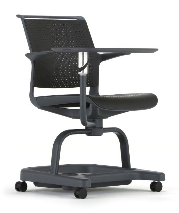 Armitage Scholar Multi-Purpose Upholstered Tablet Chair
