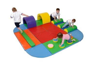 Infant Assault Course