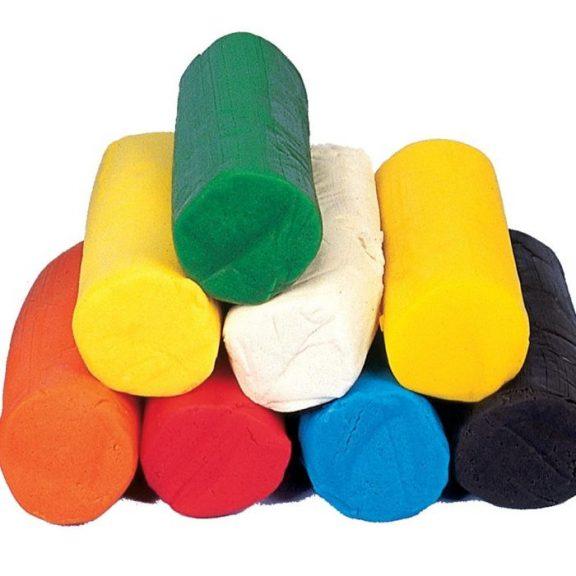 Assorted Colour Dough Set