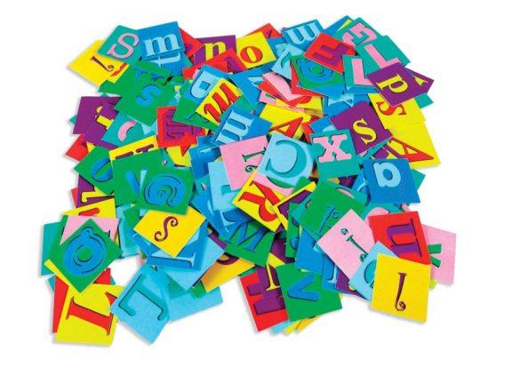 Athena Alphabet Cards