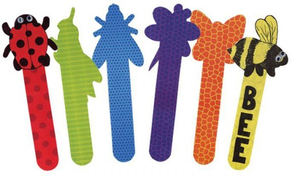Athena Bug Craft Sticks