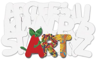 Athena Collage Letters