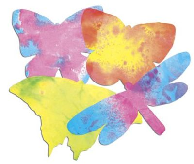Athena Colour Diffusing Paper