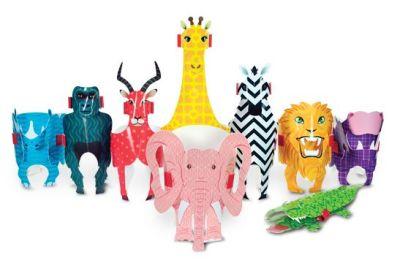 Athena Creative Animals Kit