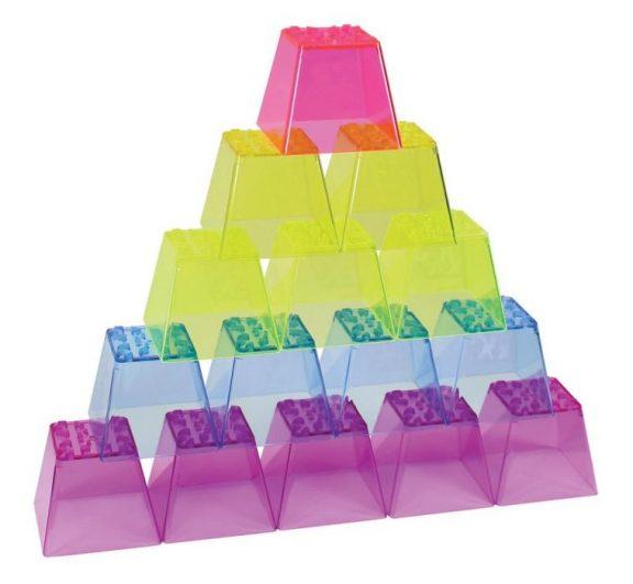 Athena Crystal Stacking Blocks