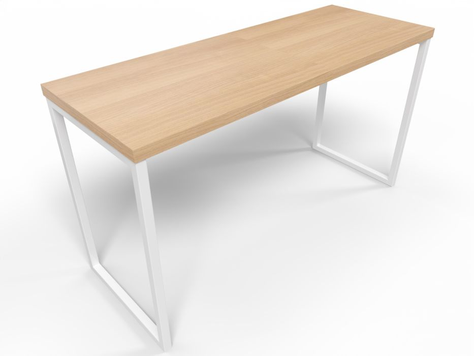 Axis Loop Frame Poseur Bench Table