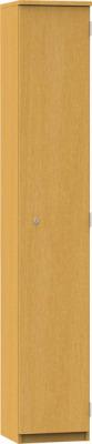 Aztec Single Door Wooden Locker