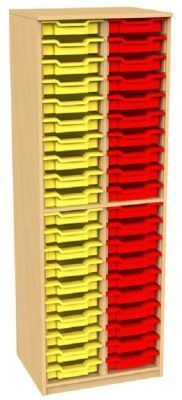 Aztec Tray Storage for 40 Shallow Trays